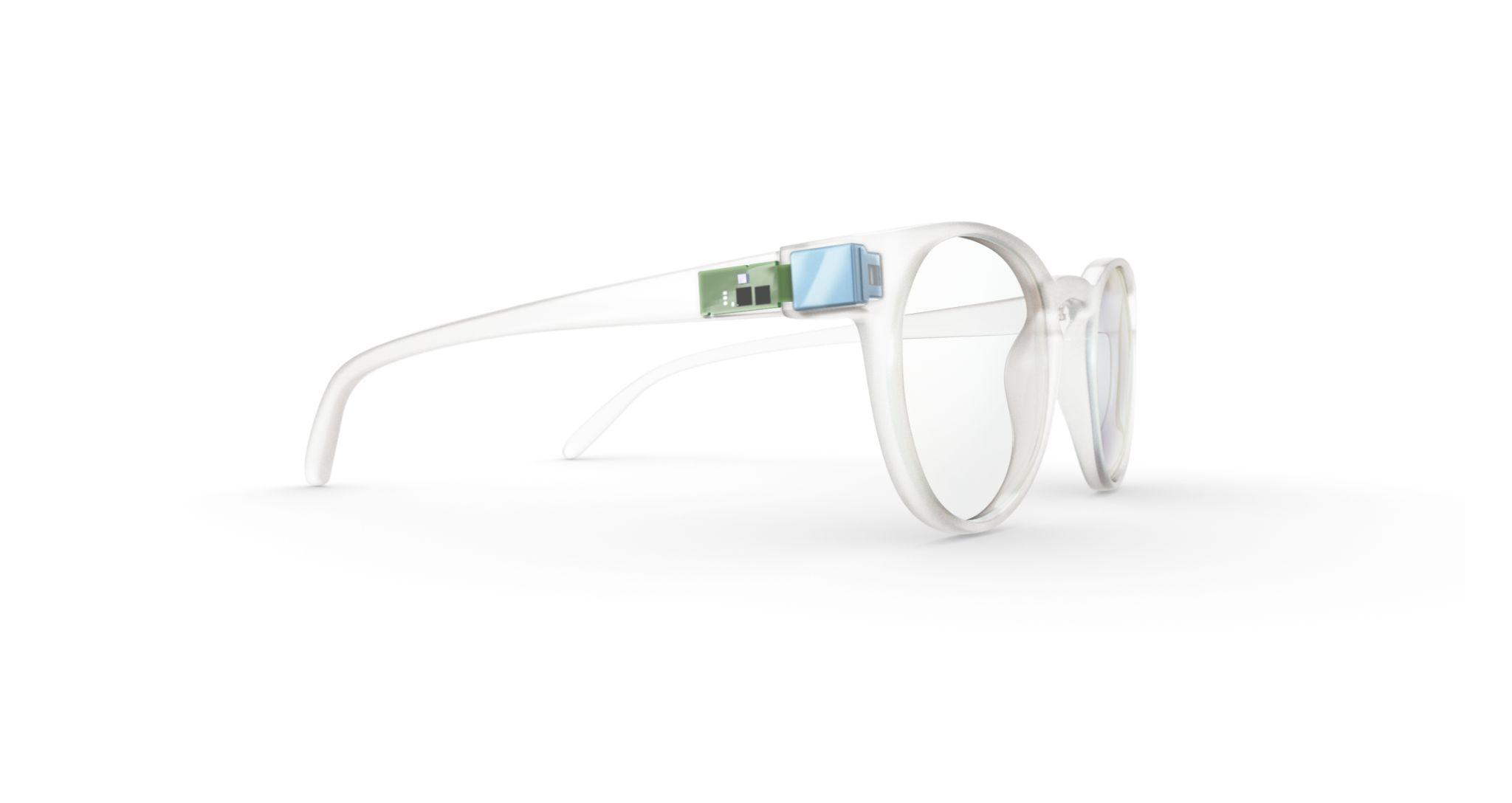 White glasses prototype T3